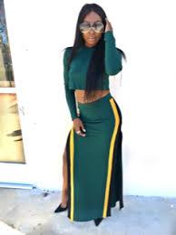 dam maxi pretty dam skirt set swagg boutique llc