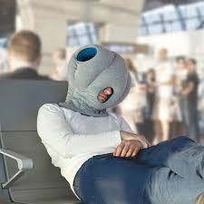 Google Sleep Pods The Power Nap Head Pillow Hammacher Schlemmer