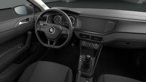volkswagen polo interior 2018 volkswagen polo available in povo pack spec in europe top10cars