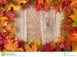 Photo Frame Fall Leaves Frame Stock Photo 34198062 Megapixl