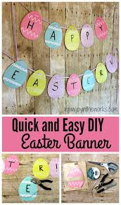 Quick Diy Easter Decorations by 342 Best Easter Ideas For Kids And Family Images On Pinterest