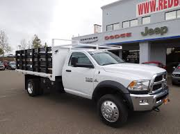 Dodge Ram 4x4 2016 - new 2016 ram 4500 regular cab stake bed for sale in red bluff ca
