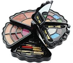Makeup Set br makeup set eyeshadows blush lip gloss mascara