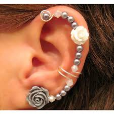 ear cuffs for pierced ears 175 best jewelry images on jewelry accessories