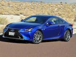 lexus rcf blue 2016 lexus rc 200t and 350 f sport comparison drive review autoweb