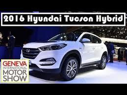 hyundai tucson price in the philippines 2016 hyundai tucson hybrid live photos at 2015 geneva motor