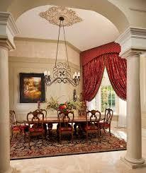 luxury dining room mediterranean dining room dallas by