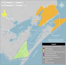 Gulf State Park Map by About The Reserve