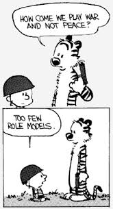 Meme Strip - i knew calvin and hobbes was more than a silly strip bill watterson