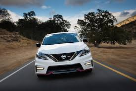 nissan sentra 2017 white first look 2017 nissan sentra nismo ny daily news
