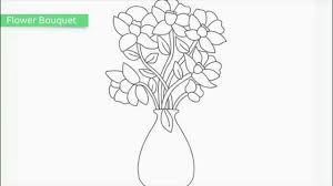 top 25 free printable flowers coloring pages youtube
