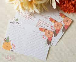 free printable recipe cards carrie