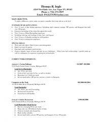 Restaurant Server Resume Template Dining Resume Sles Skills Resume Ixiplay Free Resume Sles