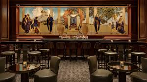 Ty Pennington Bar by Iconic King Cole Bar At St Regis New York Slapped With