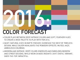 color for 2016 de 2016 web