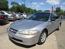 2002 silver honda accord 2002 honda accord in minnesota for sale 27 used cars from 1 500
