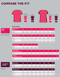 shirt sizes compare sizes with our fit guideshirt sizes