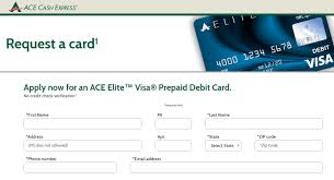 elite debit card ace elite card login accountshelp org