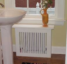 Small Radiators For Bathrooms - stylish ideas how to cover your radiators
