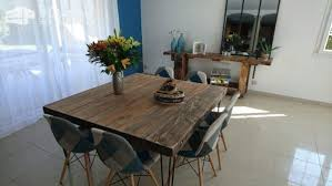 upcycled wood dining table u2022 1001 pallets