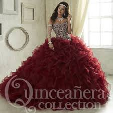 quinceanera dresses 2017 burgundy dancer quinceanera dresses luxury beaded prom