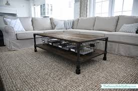 coffee table with baskets under coffee table with baskets under addicts basket storage under thippo