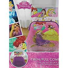Disney Princess Twin Comforter Amazon Com Disney Princess Gateway To Dreams Twin Bedding