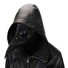 plague doctor mask for sale black leather plague doctor mask madburner