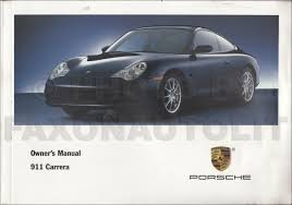 2000 porsche cdr 220 cr220 radio owner u0027s manual original