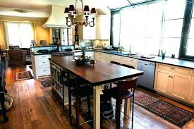 portable kitchen island with bar stools portable kitchen island mikesevonphotos com