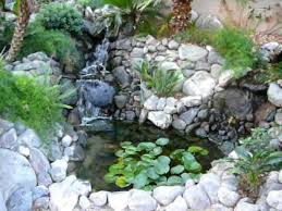 diy waterfall pond supplies backyard diy waterfall ponds