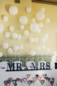 wedding backdrop balloons ontario wedding at the canada southern railway station by photobox