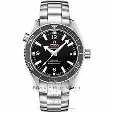 stainless steel bracelet omega watches images Omega planet ocean 42mm 232 30 42 21 01 001 beverly hills watch jpg