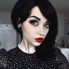 Dark Hair Light Skin Dark Hair Hazel Eyes Pale Skin Best Black Hair 2017