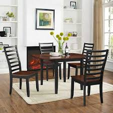 Dining Room Table Leaf - rent powell u0027kendall u0027 5 piece drop leaf dining set