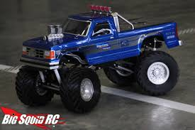 rc monster truck videos monster truck madness 11 u2013 bigfoot ranger replica big squid rc
