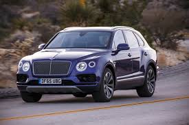 bentley bentayga 2016 price bentayga is no hint of a new suv obsession