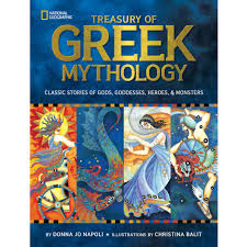 treasury of greek mythology national geographic store