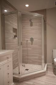how to install a shower stall best shower