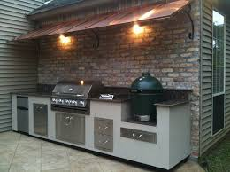 Best  Big Green Egg Outdoor Kitchen Ideas Only On Pinterest - Simple outdoor kitchen