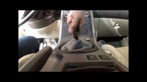 nissan 350z manual transmission diy g35 manual shift knob remove removal youtube