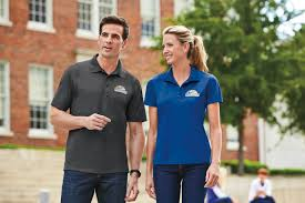embroidered polo shirts and different brands to choose from to
