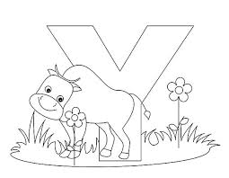 abc pages to print animal abc coloring pages to print alphabet for your with