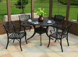 Patio Table Size Amazing Patio Table And Chairs Small Outdoor Home Interior