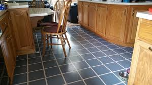 help matching existing cabinets to a new kitchen floor