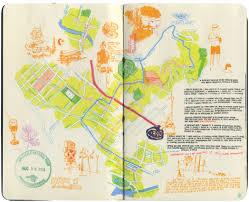 Map Of Waikiki Mrushiro Com Sketchbook 2014 Lancaster Maui Los Angeles Oahu