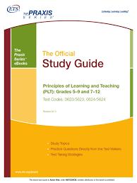 plt study guide test assessment curriculum