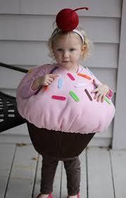 Infant Cupcake Halloween Costume Diy Cupcake Costume Felt Crafts Cupcake