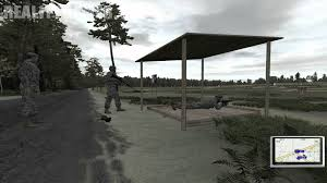 Fort Benning Map Arma 2 Fort Benning Firing Range U0026 Manoeuvres Youtube