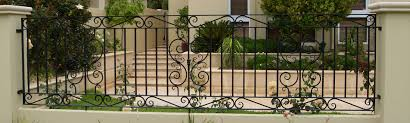 perth wrought iron